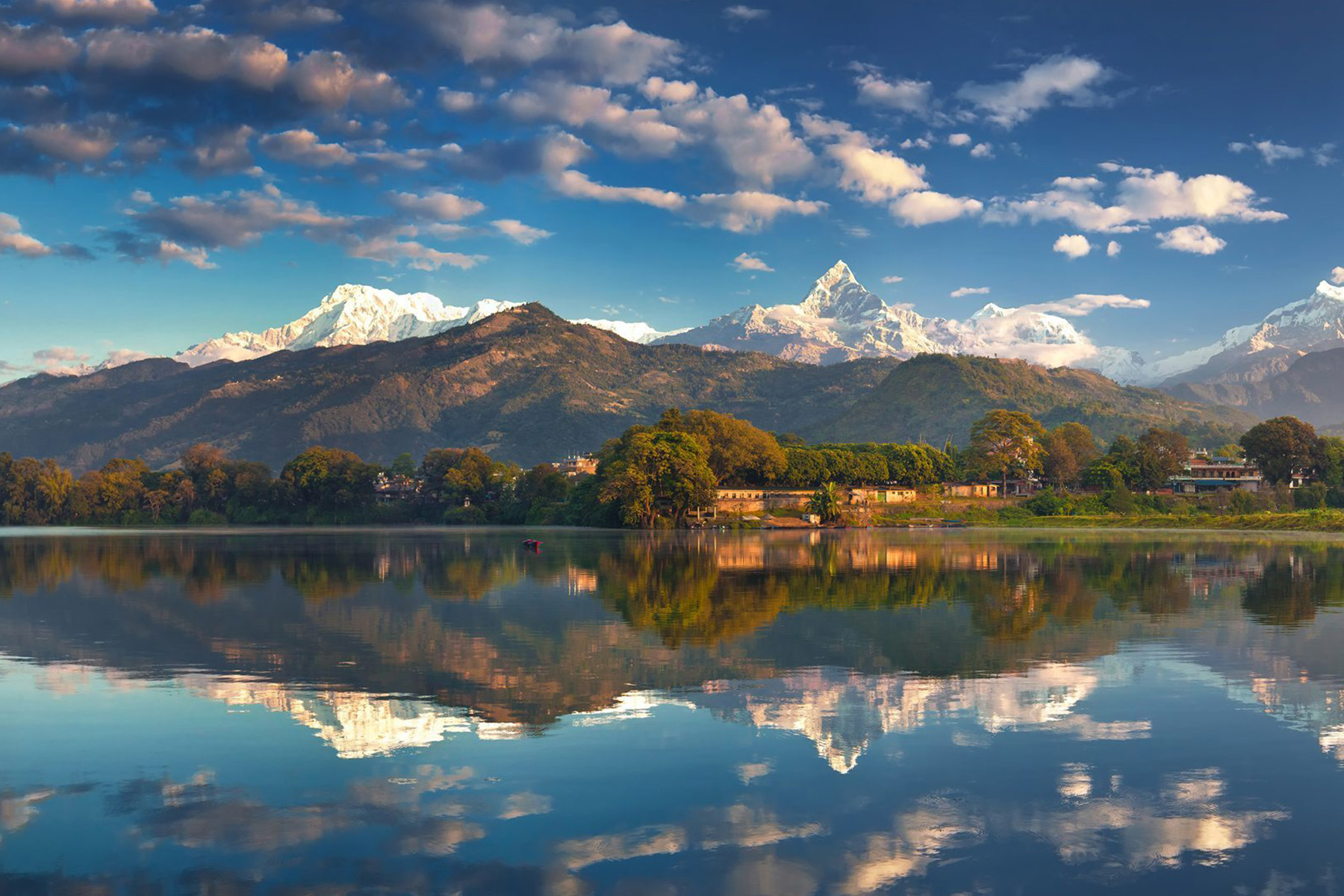 6 Days Beauty of Nepal Tour